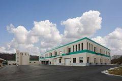 汚泥再生処理センター施設画像
